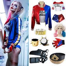 Size Harley Quinn Halloween Costume Harley Quinn Costume Ebay