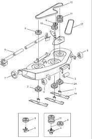 mtd mower deck belt diagram 100 images solved diagram on how