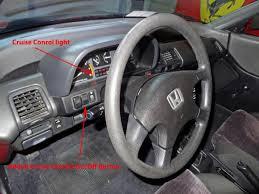 diy oem 88 91 honda civic cruise control retrofit install