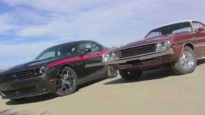 Dodge Challenger Classic - 2015 dodge challenger r t now and then review the fast lane car