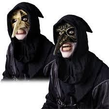 venetian masquarade raven mask ebony and ivory masks halloween