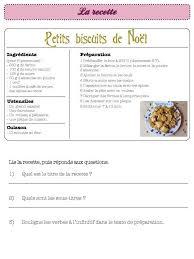 recette de cuisine ce1 la recette fantastique ce1 ce2