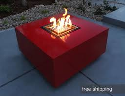 Concrete Fire Pits by Outdoor Fire Pits Denver Modern Concrete Fire Bowls Creative