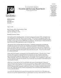 Enforcement Letter Of Recommendation Exle Rick Homans Energycorrespondent