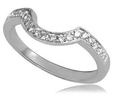 shaped wedding ring pear shaped engagement rings and wedding bands shaped