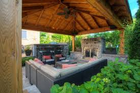 Backyard Patio Cover Ideas Outdoor Patio Cover Ideas Patio Traditional With Exposed Beams