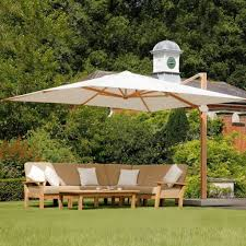 Best Cantilever Patio Umbrella Cantilever Patio Umbrella Terracotta The Favorite