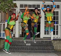 fancy dress ideas for a teenage teenage mutant ninja turtles