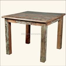 Dining Room Tables Reclaimed Wood by Reclaimed Wood Dining Room Table