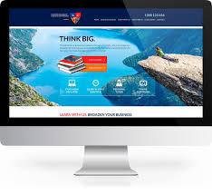 web design south coast fisse design website developer