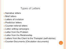 letter writing david nylund ppt video online download