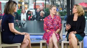 rachel mcadams on the set of today show in new york 12 02 2015