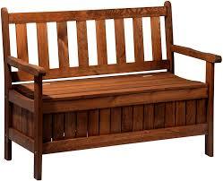 Esszimmerbank Mit Lehne Braun Sitzbank Holz Mit Stauraum Great Gainseville Aus Holz Mit