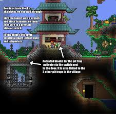 Terraria How To Make A Bed Very Simple Building Tricks For Novice Players Terraria