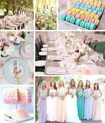 Wedding Reception Table Wedding Decor Pastel Colours Exciting Peach Wedding Reception