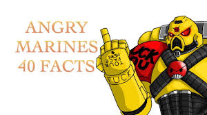 Angry Marines Meme - 40 facts and lore about the angry marines warhammer 40k youtube