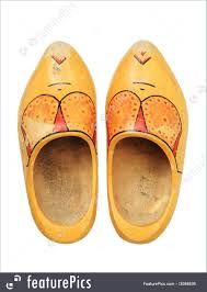 picture of wooden shoes