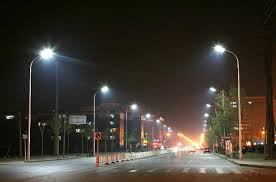 what is street light improvements required to make indian roads great street lights