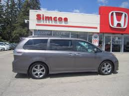 used toyota sienna for sale london on cargurus