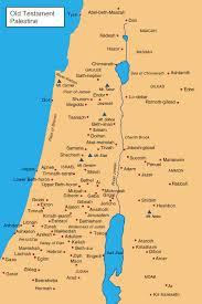 map ot bible maps