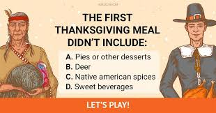 how well do you remember your american thanksgiving history trivia