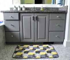 grey and white bathroom decor related post yellow grey white