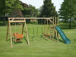 big backyard ridgeview clubhouse deluxe wood swing set toysrus