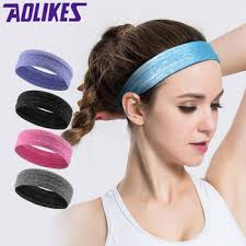 hair bands for men online shop aolikes towel absorbent sport sweat headband sweatband