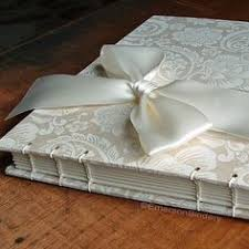 ivory wedding guest book chantilly lace guest book wedding guest book grace shawn s