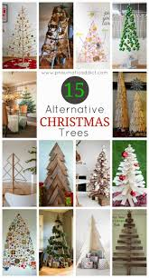 20 best christmas tree alternatives images on pinterest