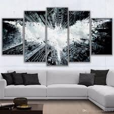 batman home decor 2018 canvas frame wall art pictures home decor for living room