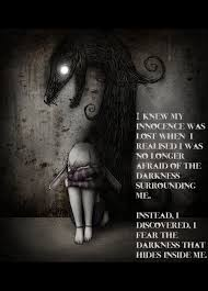Light And Dark Quotes Photos Sad Dark Quotes Drawing Art Gallery