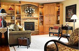 Basement Family Room Design Ideas - Decorated family rooms