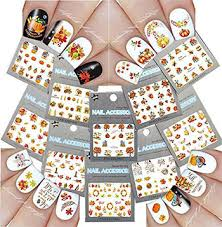 cheap thanksgiving nail decals stickers 2017 fabulous