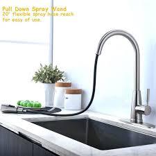 kitchen faucets delta reach kitchen faucet spout way tap