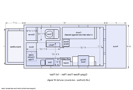 Free Small House Floor Plans Very Small House Plans With Loft Bedroom Tiny Free Really Floor
