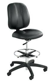 desk chairs office chair bonded leather upholstery high headrest