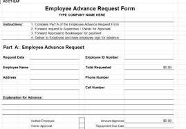 doc 499347 employee advance form u2013 payroll advance request form