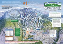 Squaw Trail Map Saddleback U2013 Lift Blog