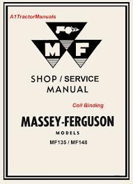 100 1105 massey tractor manuals aftermarket massey ferguson