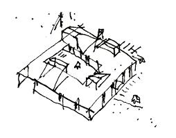gallery of roof house leth u0026 gori 22