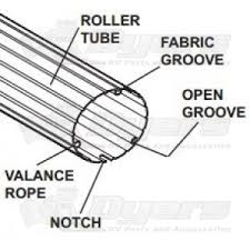 Dometic Awnings Dometic 18 U0027 Aluminum Roller Tube Awning Parts U0026 Accessories