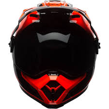 motocross helmet motocross helmet bell mx 9 adventure mips stryker flo orange black