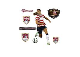 life size ball control fathead wall decal shop