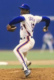 Doc Gooden Ex 1986 Mets - 16 dupacr dwight gooden mets today