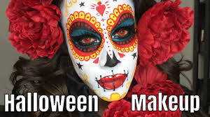 best halloween makeup for sugar skull halloween makeup catrina sugar skull book of life la