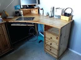 bureau d angle en pin bureau d angle en pin bureau d angle pin massif bureau angle en