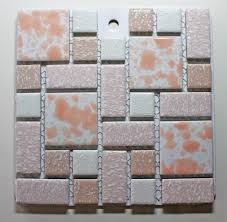 Pink Tile Bathroom by Mary Elizabeth U0027s Year Long Little By Little 1959 Pink Bathroom