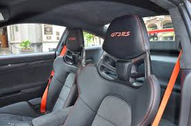 Porsche 911 Back Seat - 2016 porsche 911 gt3 rs stock l374a for sale near chicago il