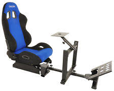 Racing Simulator Chair Racing Simulator Seat Accessories Ebay